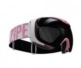 Skibrille Guard Smallface L II Unisex pink/white
