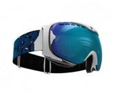 Skibrille Guard Smallface L IV Unisex white/blue