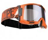 Skibrille Healer L V Unisex orange