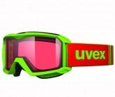 Skibrille flizz Kids lightgreen mat dl/relax