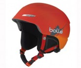 Skihelm B-Yond soft red/gradient