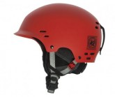 Skihelm Thrive Unisex red