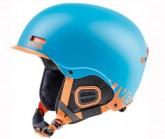 Skihelm hlmt 5 Core Unisex petrol/orange mat