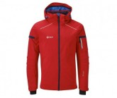 Skijacke Juuva Herren racing red