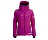 Skijacke Legenda Damen rose violet