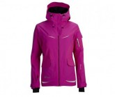 Skijacke Legenda Damen rose violet