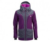 Skijacke Vuolu Damen dark purple