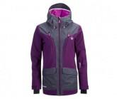 Skijacke Vuolu Damen dark purple