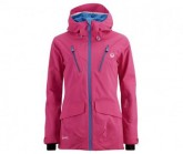 Skijacke Vuolu Damen pink glo