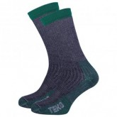 Socken Merino Mid Hike Unisex charcoal/green