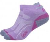 Socken SIN3RGI S3 Light Low TRAIL Damen lilac/grey