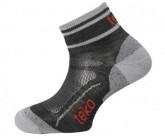 Socken SIN3RGI S3 Light Minicrew APPROACH Herren grey /brick