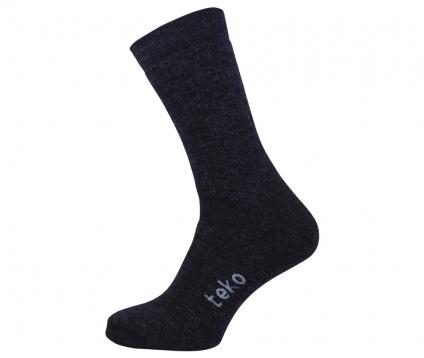 Socken SIN3RGI S3 Midweight Hiking Unisex charcoal