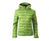 Softshell Jacke Myytti Damen lime punch