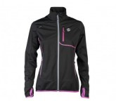 Softshell Jacke Thacker Damen black