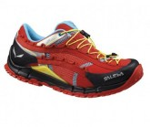 Speedhiking Schuh Speed Ascent Damen firebrick/silvretta