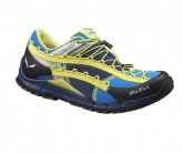 Speedhiking Schuh Speed Ascent Herren winter night/mimosa