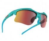 Sportbrille Pace Small Face matt blue