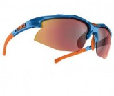 Sportbrille Velo XT Small Face Unisex blue/orange