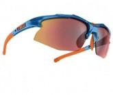 Sportbrille Velo XT Small Face Unisex blue/orange