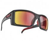 Sportbrille Viper Unisex black rubber