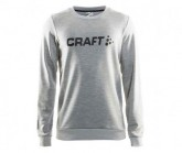 Sweatshirt Precise Herren grey