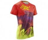 T-Shirt Active Design Runtec Herren GER-Design