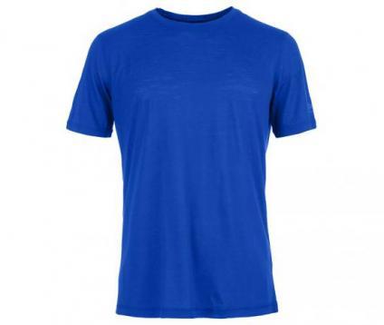 T-Shirt Base 140 Herren cobalt blue