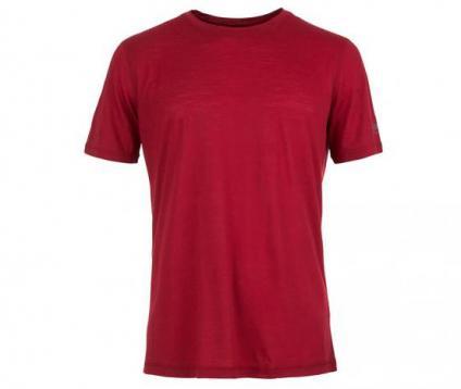 T-Shirt Base 140 Herren ruby