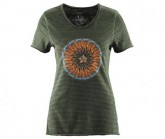 T-Shirt Horda Damen forest