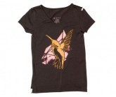 T-Shirt Joytop Damen Moonless Black