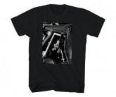 T-Shirt Moto Kickstart Herren black