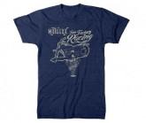T-Shirt Moto Pre-Mix Herren blue