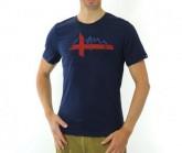 T-Shirt SS Crew Signo Primavera 20 Herren peacoat