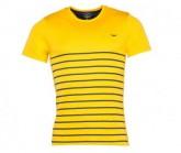 T-Shirt Tuur Herren old gold