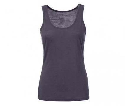 Tank Base 140 Damen grey brown