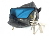 Tasche Inner Tube Bag M Blue