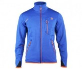 Thermal Jacke Silberhorn Herren clematis blue/orange