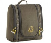 Toiletry Bag Kalix Exclusive chestnut melange/black/mustard yellow