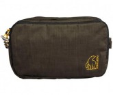 Toiletry Bag Kvam Simple chestnut melange/black/mustard yellow