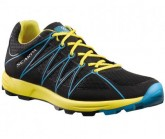 Trailschuh Minima Unisex black/yellow
