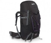 Trekking Rucksack Delta Trail 65 Damen black/purple