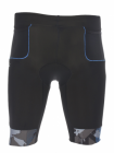 Triathlon Ultra Tri 9inch Short Herren ultra vivid blue