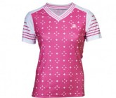 Trikot SS Fancy Frency Damen mini