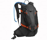 Trinkrucksack K.U.D.U. 12 Dry black/laser orange
