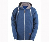 Wave Fleecejacke Grolanda Herren smoke navy