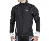 Windjacke Black Design Herren schwarz