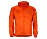 Windjacke Trail Wind Hoody Herren orange haze
