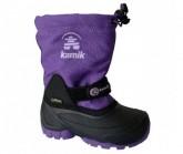 Winterstiefel Waterbug5G Kinder purple