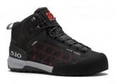 Zustieg Schuh Guide Tennie Gore Tex Mid Unisex black/red